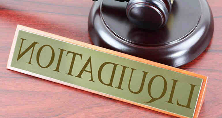 Comment faire une liquidation judiciaire