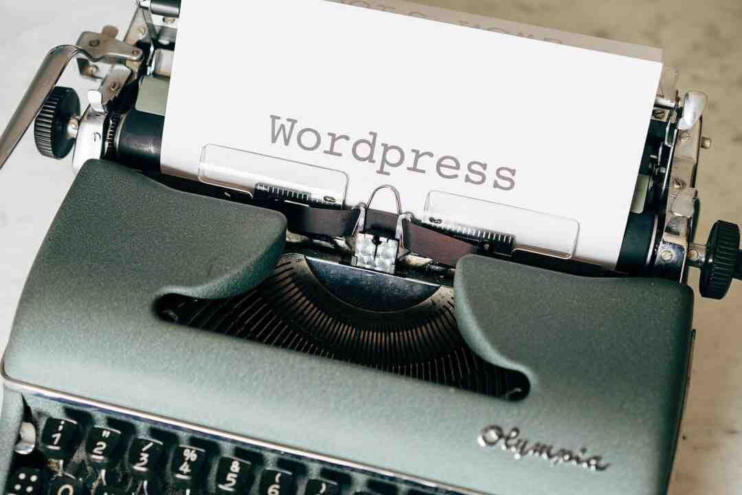 Comment supprimer un theme wordpress